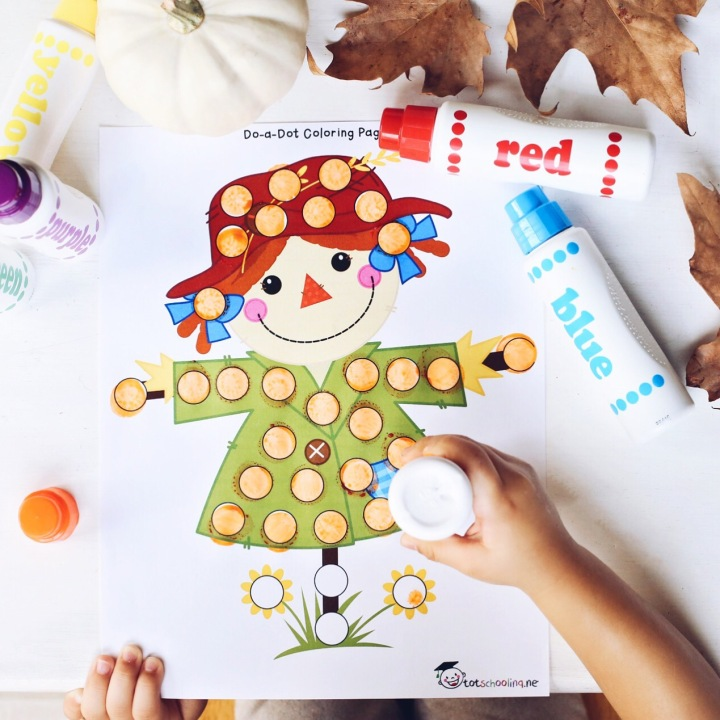 Fun Fall Activities for Toddlers