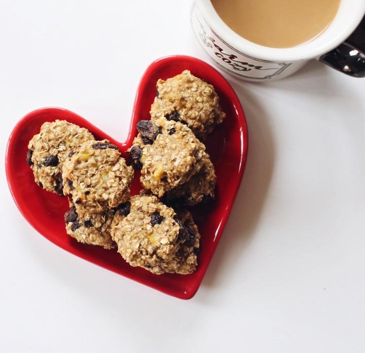 Healthy Oat Cookies