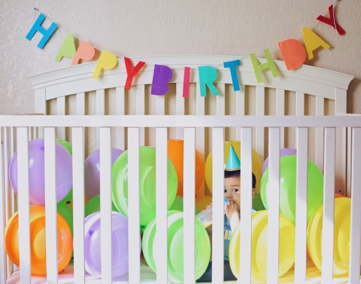 Josiah | First Birthday